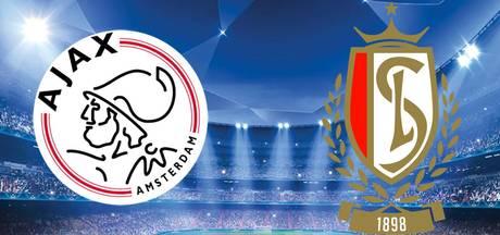 Houdt Ajax de Belgische stormloop van zich af?