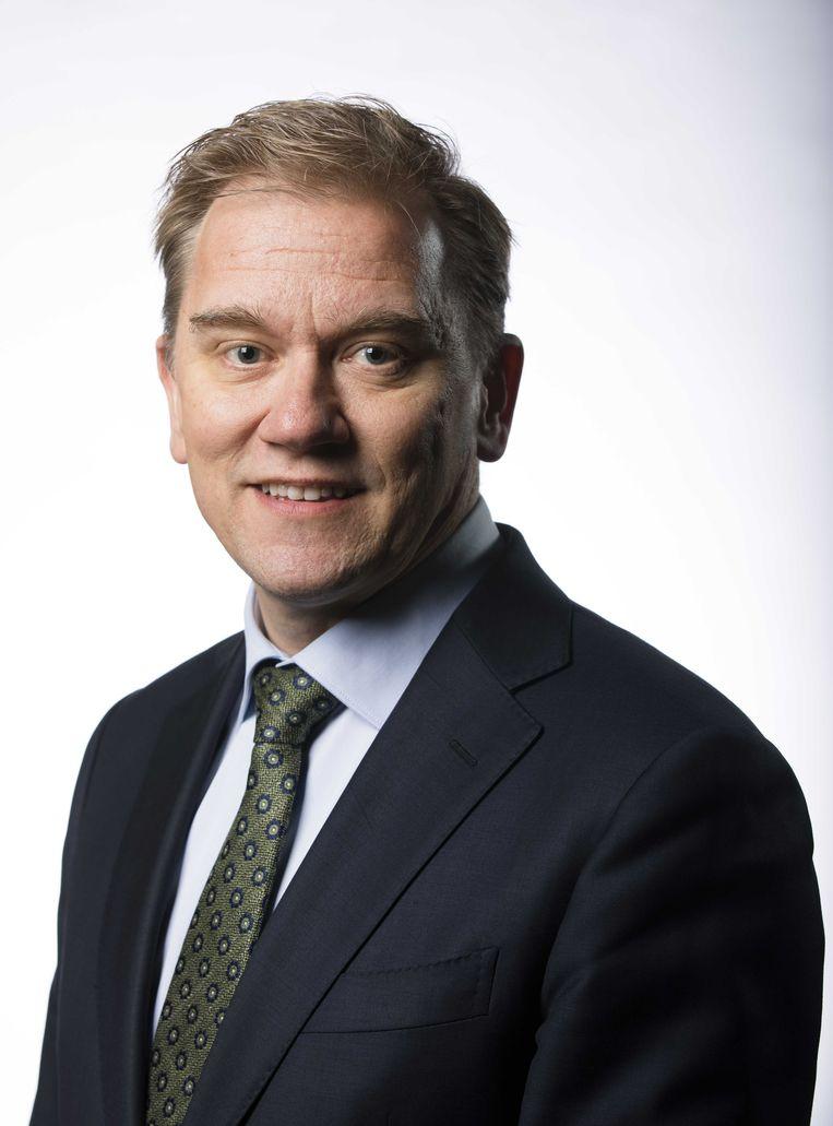 Eppo Bruins (48), Tweede Kamerlid namens de ChristenUnie Beeld ANP