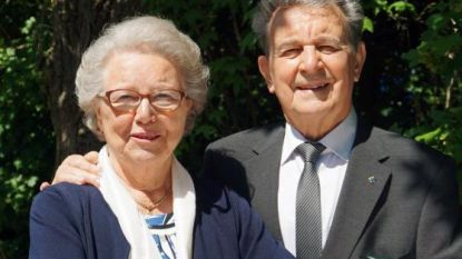 René en José zijn 50 jaar gehuwd
