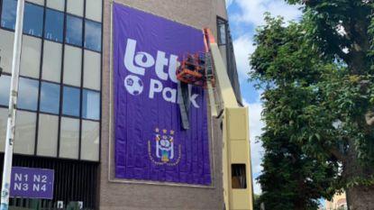 Officieel: stadion van Anderlecht heet voortaan Lotto Park