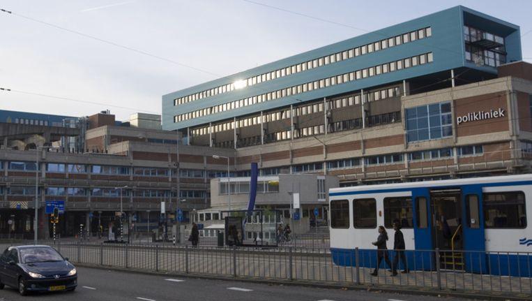 Exterieur van het VU medisch centrum in Amsterdam. © ANP Beeld null