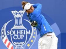 Van Dam wint Solheim Cup met Team Europa