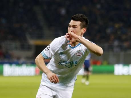 Teleurstelling in Italiaanse media na gelijkspel Inter tegen PSV: 'El Chucky zorgde voor paniek in Meazza'