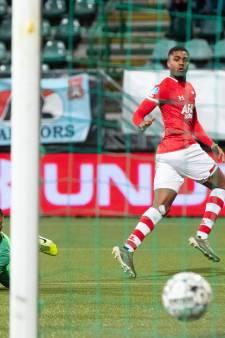 FC Twente is alleen op de tribune nog de meerdere van AZ