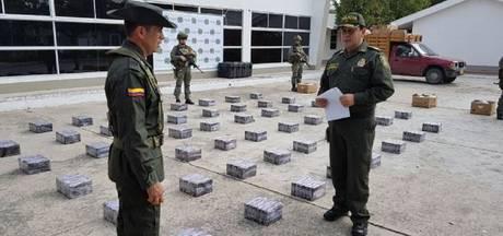 Nederlander in Colombia betrapt met honderden kilo's cocaïne