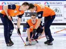 Curlingmannen kennen sterke dag op EK met twee overwinningen