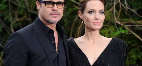 Brad en Angelina na drie jaar onenigheid officieel vrijgezel