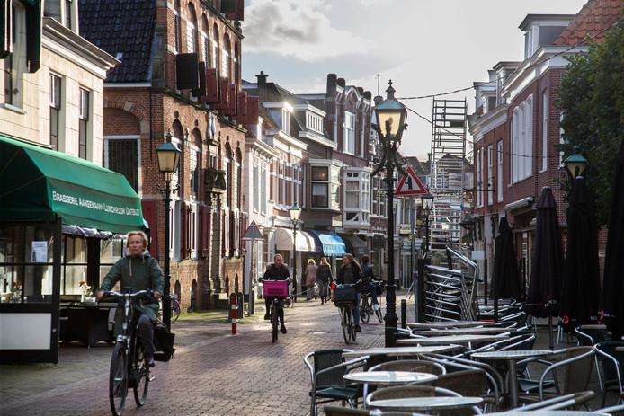 De Herenstraat in Voorburg, ter illustratie.