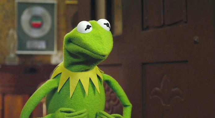 Kermit de Kikker.