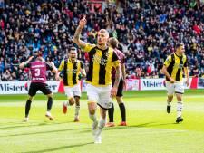Maikel van der Werff weer bij wedstrijdselectie Vitesse