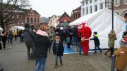 Kerstmarkten in jeugdhuizen en rusthuis