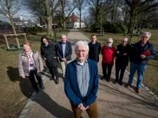 Schatgraven in historie 100-jarig Van Heekpark