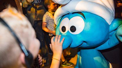 De Smurfen krijgen een eigen pretpark in China
