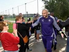 Anthony Vanden Borre titulaire contre le Club de Bruges le 19 janvier?