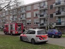 Brandweer evacueert preventief flatbewoners in Nesstraat Zutphen