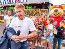 Burgemeester Bakermans nam wel heel drastische maatregel: een actieshirt