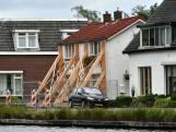 Kijk hier naar de schade aan woningen langs het kanaal Almelo - De Haandrik