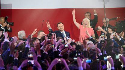 Polen trekken op 28 juni naar de stembus voor presidentsverkiezingen