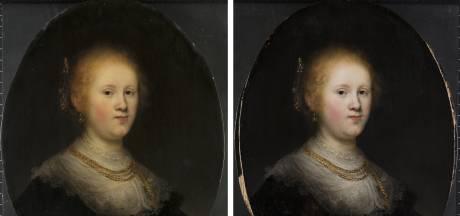 Nieuwe Rembrandt nep? 'Opmerkelijk grote kinpartij'