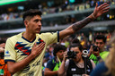 Edson Álvarez nam gisteravond afscheid van de supporters van de Mexicaanse topclub Club América.