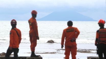 Indonesische vulkaan 'gekrompen' na uitbarsting die tot tsunami leidde