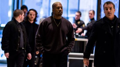 """Kanye West schiet terug: """"Ik was niet sprakeloos bij Jimmy Kimmel"""""""