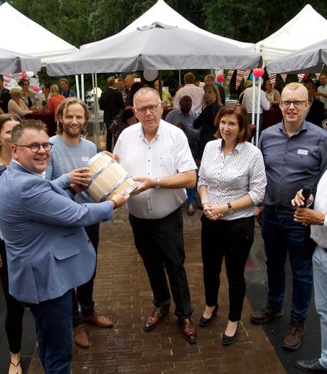 Ondernemers  Balkbrug en Dedemsvaart 'goede maatjes'