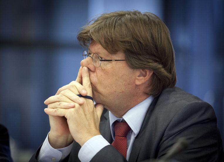 PVV-Kamerlid Tony van Dijck Beeld null