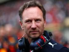 Teambaas Horner komt niet met doelstelling voor aantal zeges Red Bull