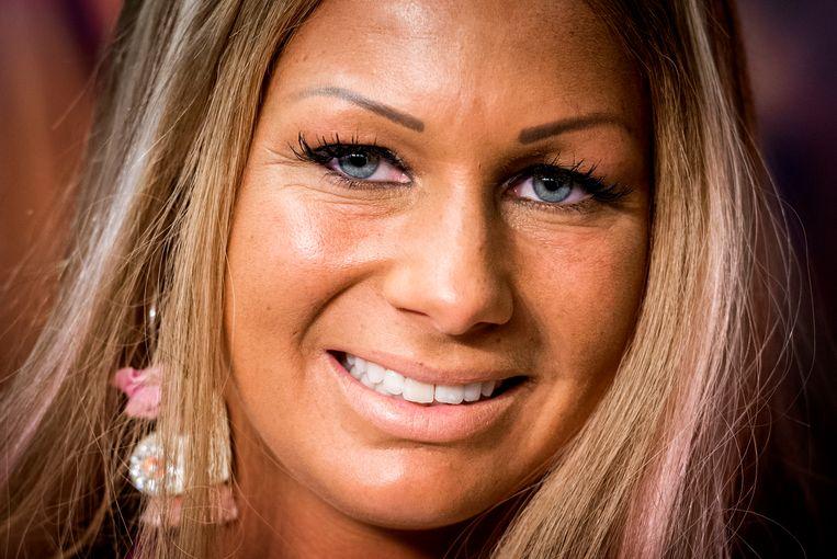 Samantha de Jong wil nooit meer Barbie genoemd worden.