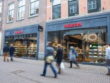 Nelson Schoenen naar CoolCat-pand in Apeldoorn; boven winkel mogelijk hotel