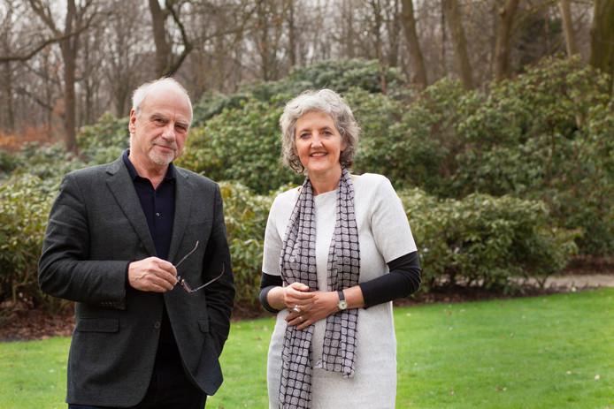 Hendrik Driessen en Rebecca Nelemans zijn de nieuwe curatoren van de Biënnale 2020 in Oosterhout.