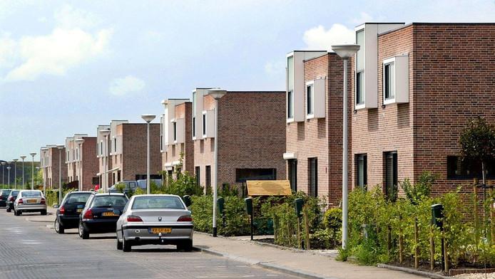 Vinex-locatie nieuwbouw Leidse Rijn