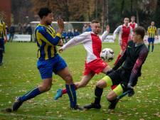 De Paasberg schorst speler tot september na rode kaart in Arnhem Cup