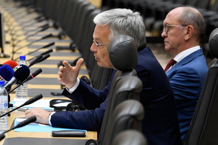 Didier Reynders is vandaag nog federaal informateur.