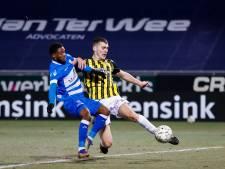 Samenvatting: PEC Zwolle - Vitesse