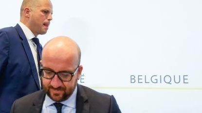 """Premier Michel: """"Francken heeft niet volledige waarheid verteld, maar ook niet gelogen"""""""