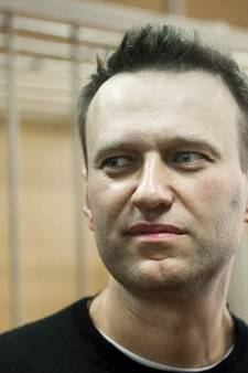Russische oppositieleider Navalny de cel in na protest