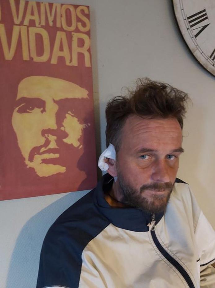 Thijs Wortmann (39) uit Oostduinkerke is al tien jaar op de Kaapverdische eilanden te vinden in de wintermaanden. Hij geeft er opleidingen als chef-kok in een hotel.