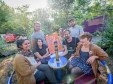 Allée Rentrée: Nieuw festival in voormalige drukpershal in Enschede
