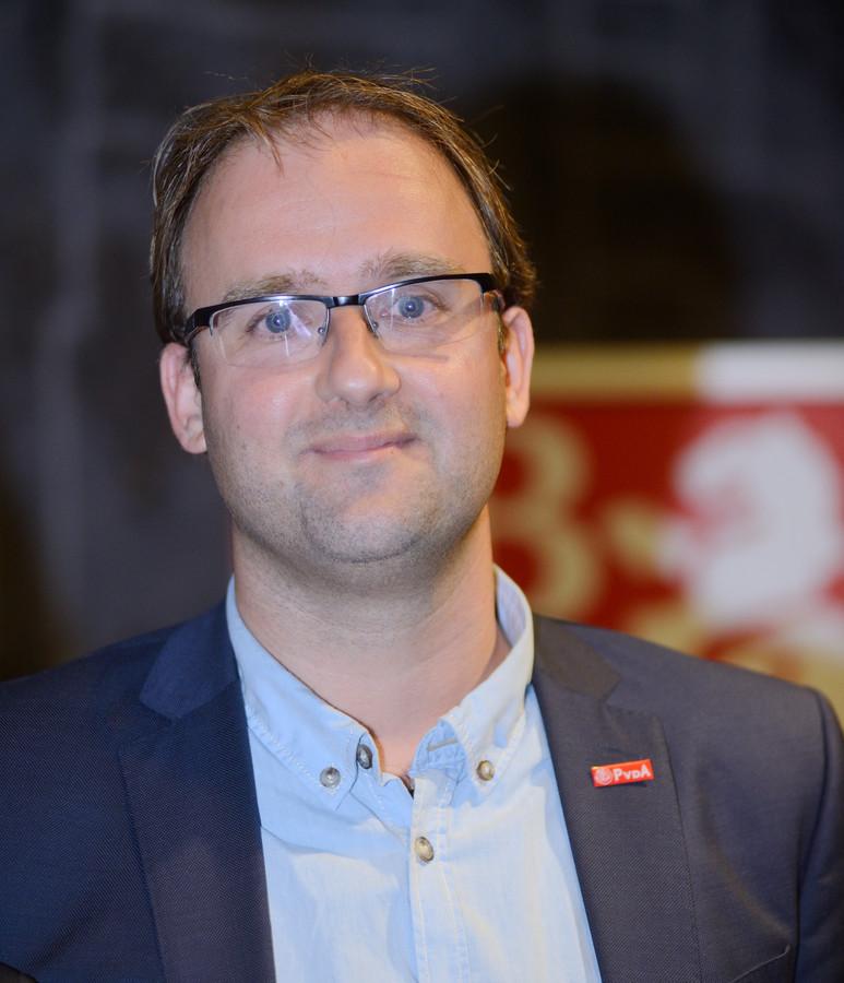 Menno Roozendaal, wethouder in Meierijstad.