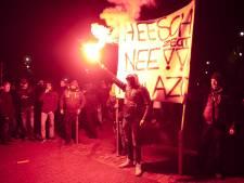OM eist taakstraffen van 160 uur voor relschoppers azc Heesch