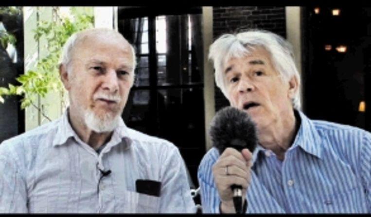 Kees Van Kooten Herschrijft Theo Loevendies Nachtegaal Trouw
