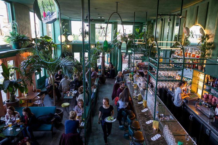 Onder andere Bar botanique opende in 2017. Beeld Rink Hof