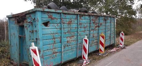 Enschede heeft dader van autobandendump in het vizier