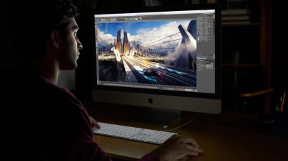 Apple brengt iMac Pro begin januari uit in Benelux voor 5499 euro