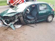 Vrouw gewond bij eenzijdig ongeval in Aalten
