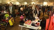 Inschrijvingen voor winterrommelmarkten in tent Halle Schaatst gestart
