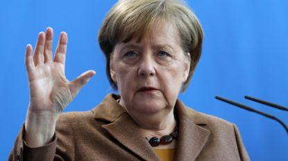 Duitse SPD-leden zeggen ja tegen coalitie met Merkel