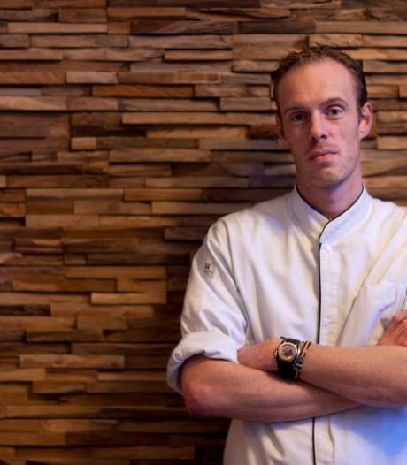 Graphite nieuw restaurant van Peter Gast en Jacqueline van Liere
